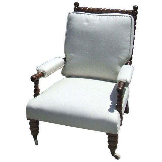 Antique Bobbin Chair at 1stdibs
