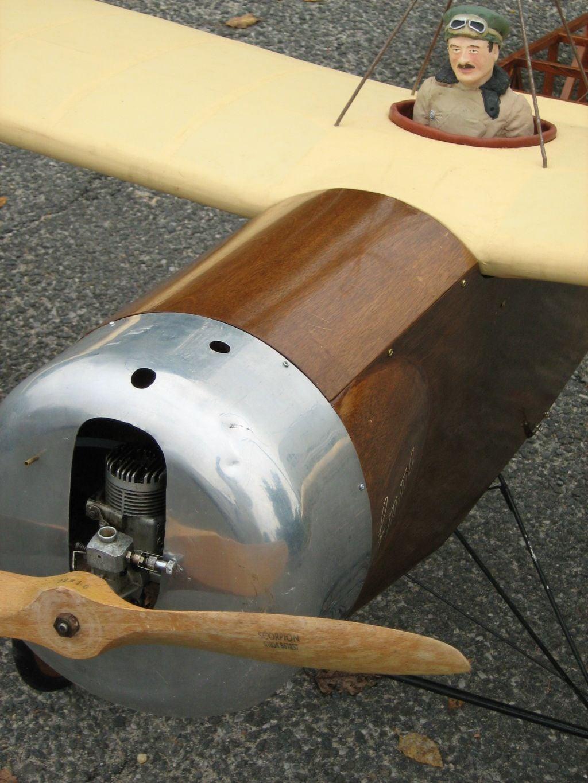 1930s Model Plane image 2