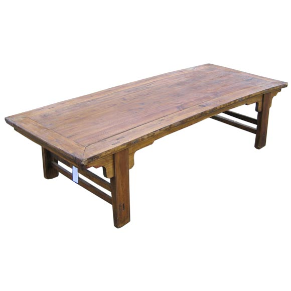Fruitwood Coffee Table At 1stdibs