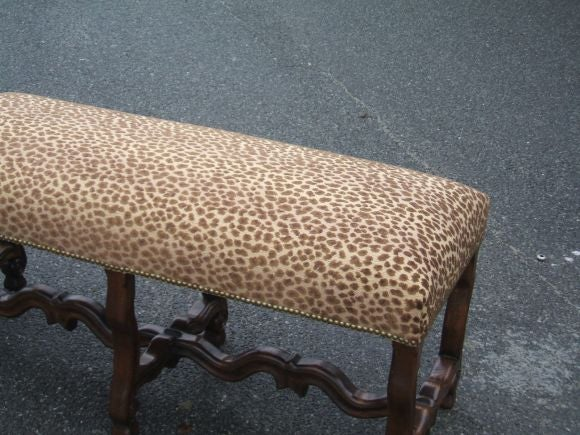 Leopard Bench Furniture 28 Images Hollywood Regency Bench In Leopard And Aluminum At 1stdibs