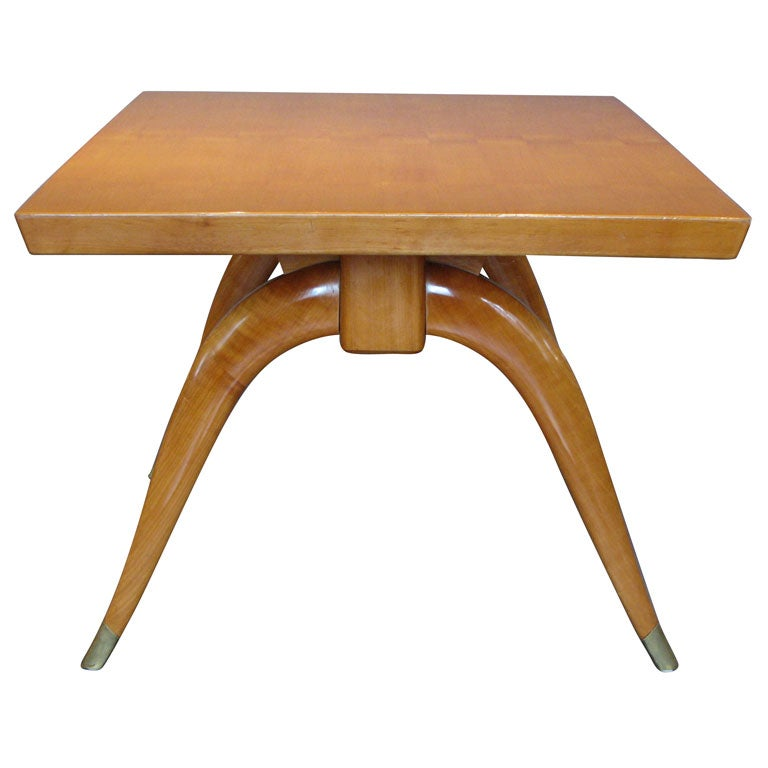 Art Deco Table by Chambon at 1stdibs : main from 1stdibs.com size 768 x 768 jpeg 37kB