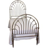 Art Deco Period Twin Bed