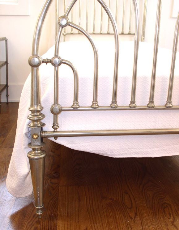Art Deco Period Twin Bed 2