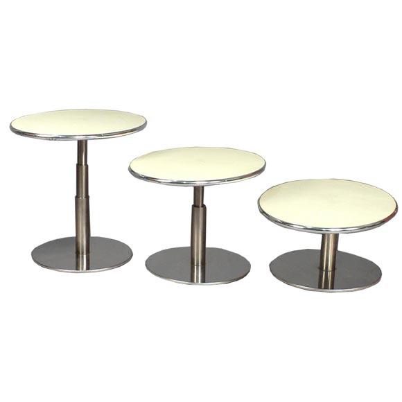 Adjustable Height Side Table At 1stdibs
