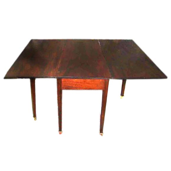 Drop Leaf Dining Table At 1stdibs