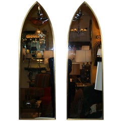 Pair of Arch Mirrors