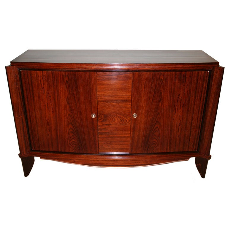 French 1940s rosewood sideboard at 1stdibs for Sideboard 2 50 m