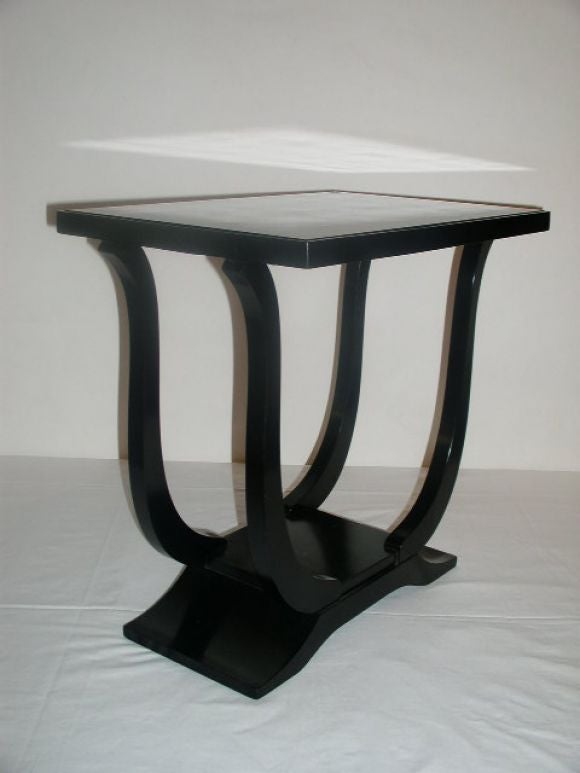 small black end table at 1stdibs
