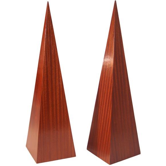 Pair of Obelisks