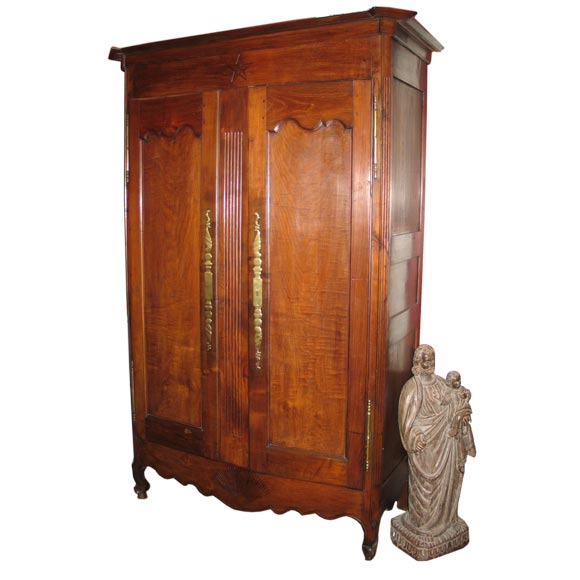 19th century french armoire at 1stdibs for 19th century french cuisine