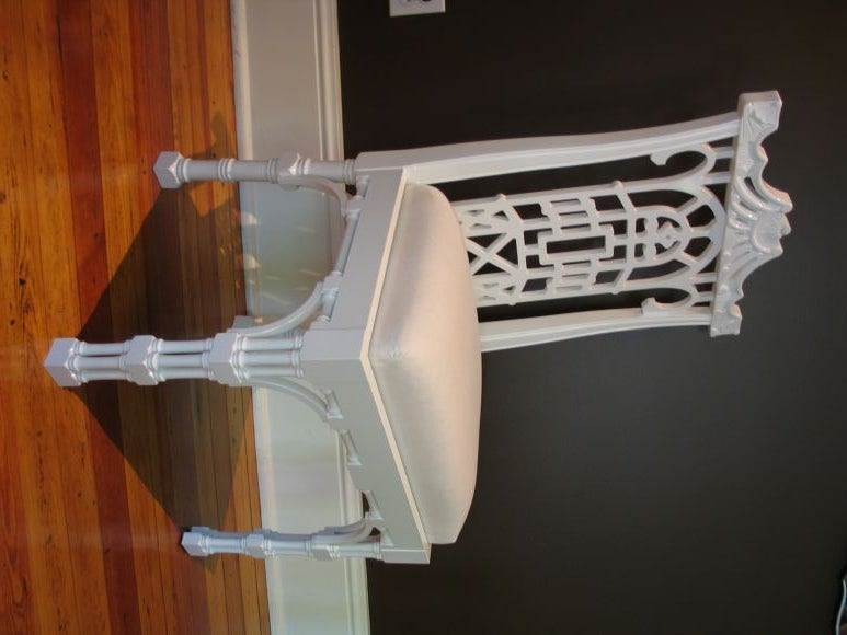 Reproduction Chinese Chippendale Dining Chair 2