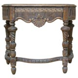 19th Century Italian Side Table
