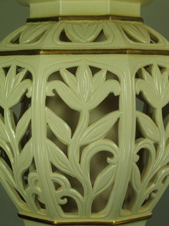 Large Ceramic Lantern 5