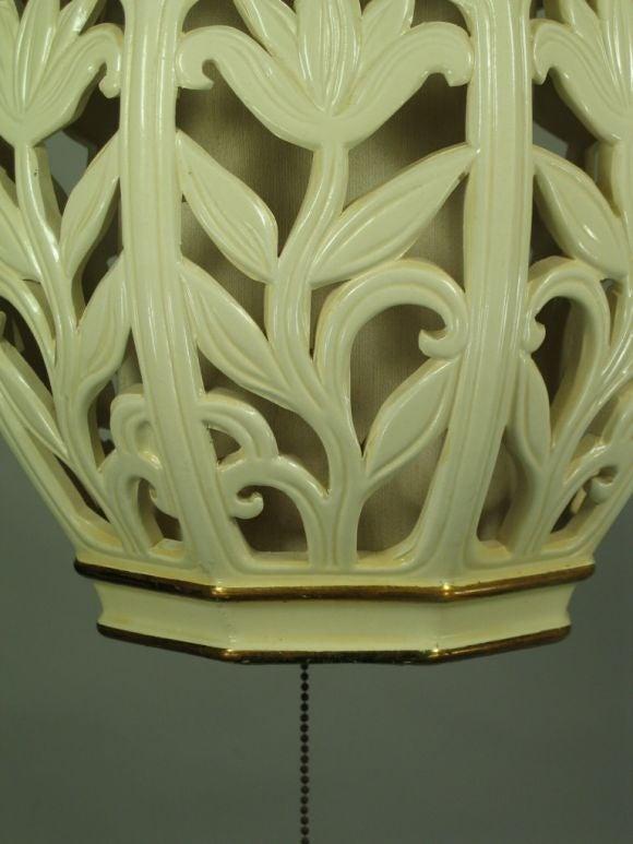Large Ceramic Lantern 4