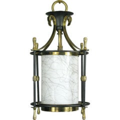 ON SALE Small  Mid Century Lanterns, ( 3available)