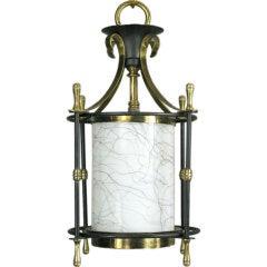Small  Mid Century Lanterns, ( 3available)