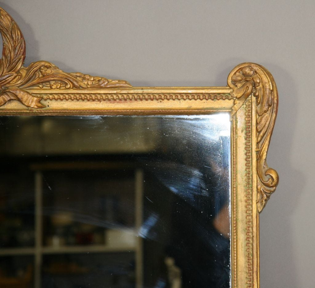 Neoclasical Italian Mirror For Sale 1