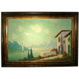 Lake  Como by Cresson