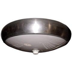 esperia aluminium ceiling light