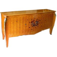 Commode by Copin with Mother-of-Pearl Inlays