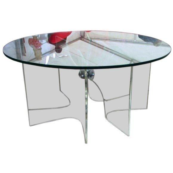 Marvelous Michel Dumas Coffee Table 1