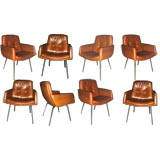 set of 12 chairs by Geoffrey Harcourt