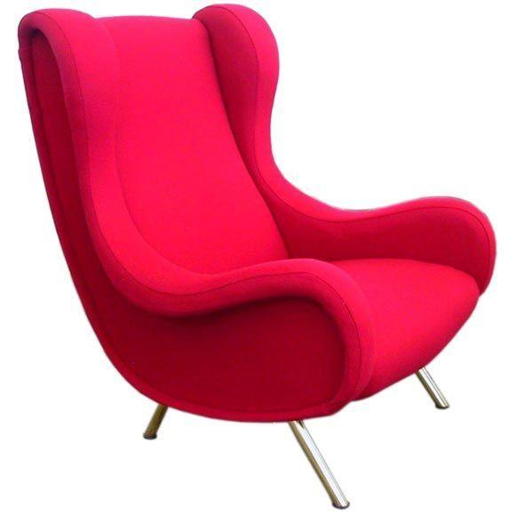 marco zanuso - Senior chair by M Zanuso