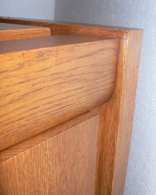 Pair of Cabinets by Charles Dudouyt For Sale 1