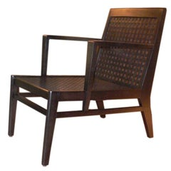 Rare Lounge Chair by René Gabriel (attributed)