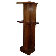 Rosewood Pedestal