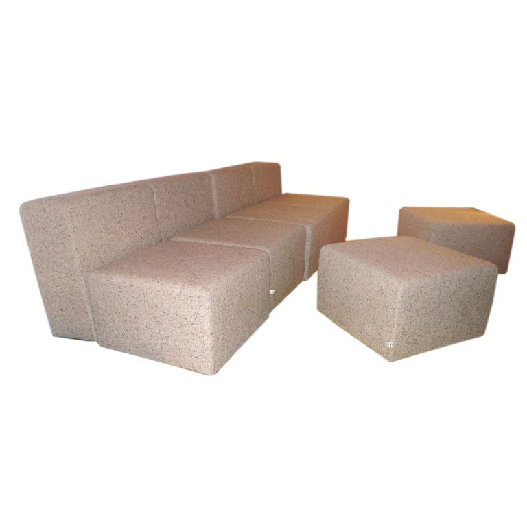 sofa + by Castelli For Sale 1