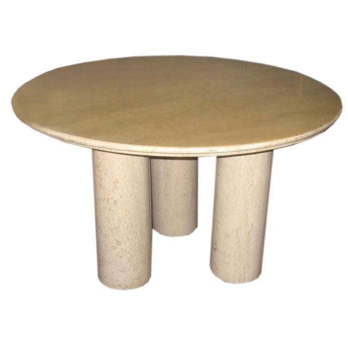 Lastcentury - Mario Bellini - Mario Bellini marble dining table