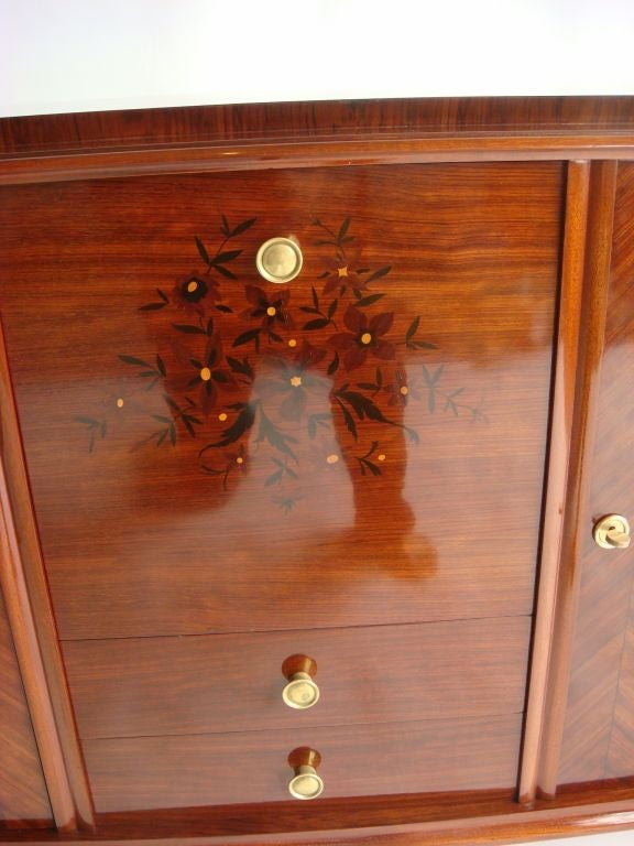 Fine French Art Deco Sideboard 4