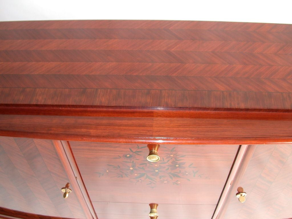 Fine French Art Deco Sideboard 3