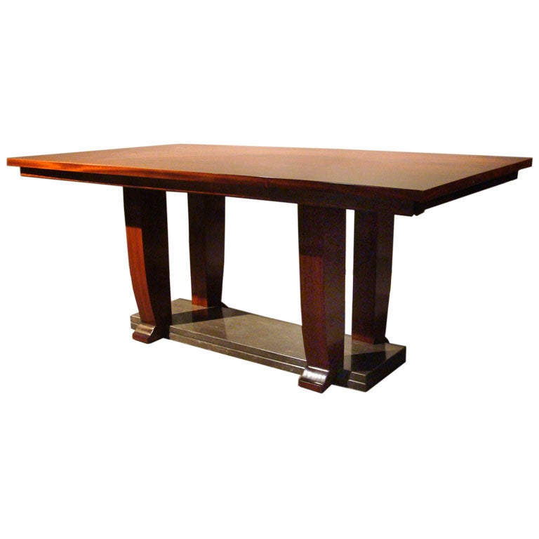 Noguchi Cyclone Table This Art Deco Dining Table is no longer available.