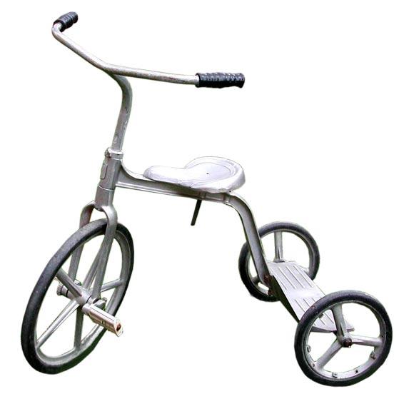 1950s Vintage Tricycle At 1stdibs