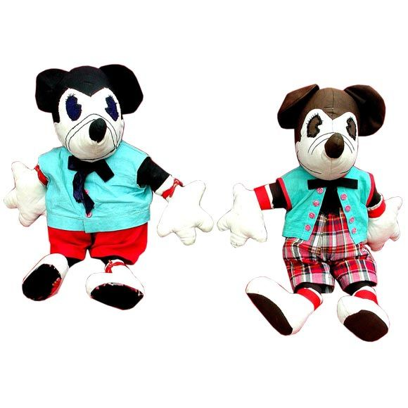 1940s Mickey And Minnie Mouse At 1stdibs