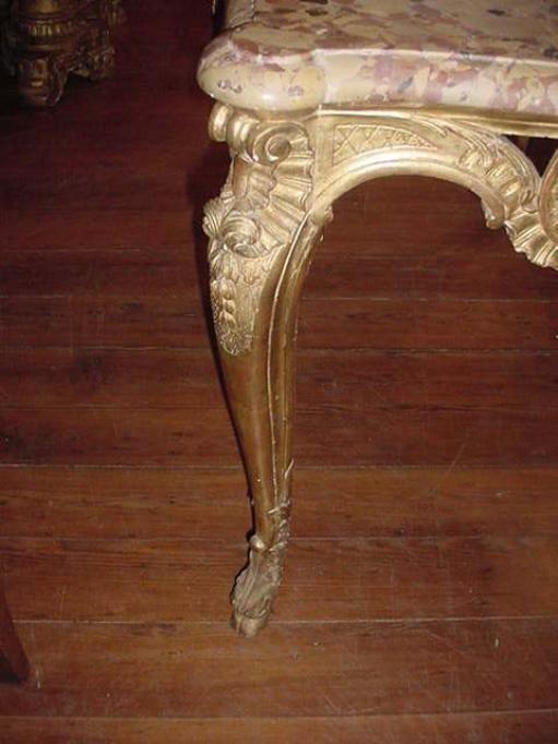 19th Century Napoleon III Center Table For Sale