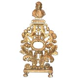 19thc. Giltwood Reliquary
