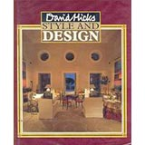 DAVID HICKS Style & Design First Edition Book 1987