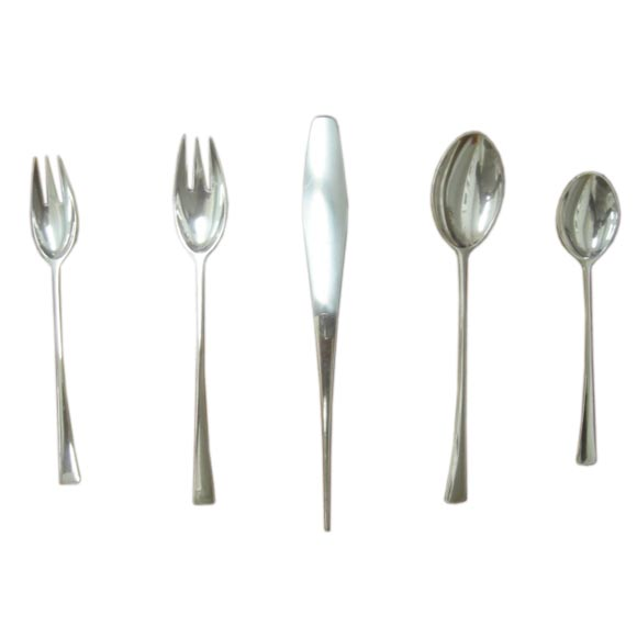 Tjorn Sterling Silverware by Jens Quistgaard for Dansk, Germany