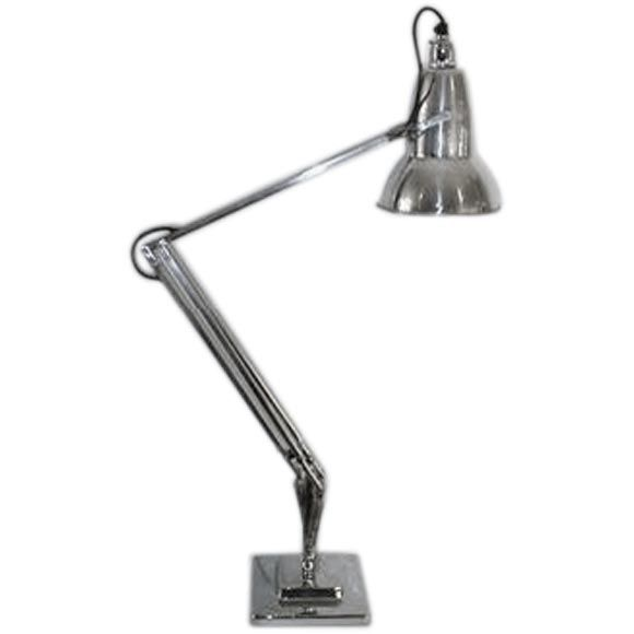 big sale 667fb 571fb Vintage Anglepoise Desk Lamp designed by George Cawardine