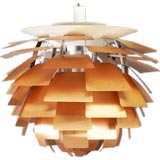 Artichoke Hanging Lamp by Poul Henningsen for Louis Poulsen