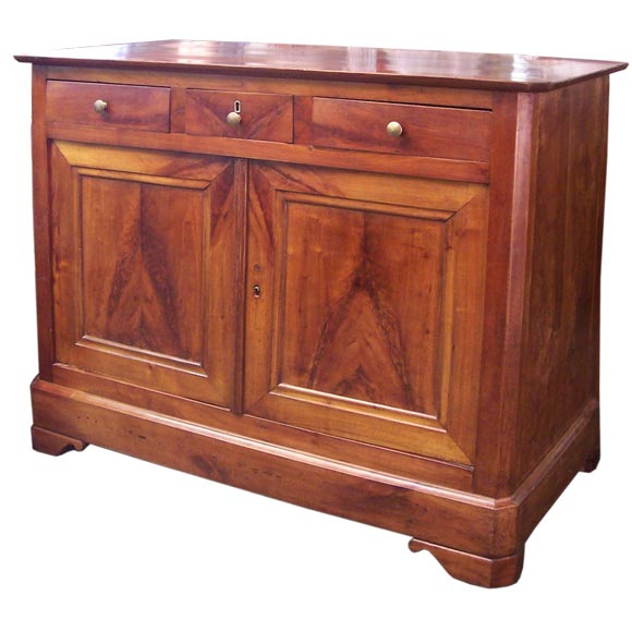 Antique french cherry buffet at stdibs