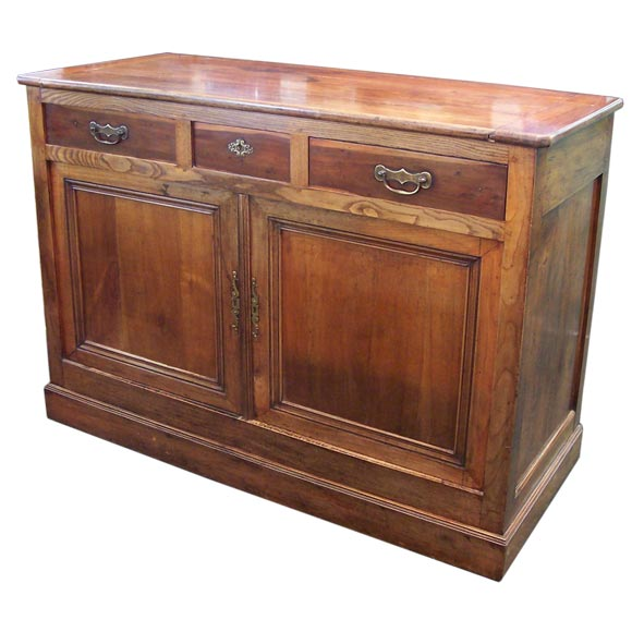 Antique Cherry Buffet ~ Antique french cherry buffet at stdibs