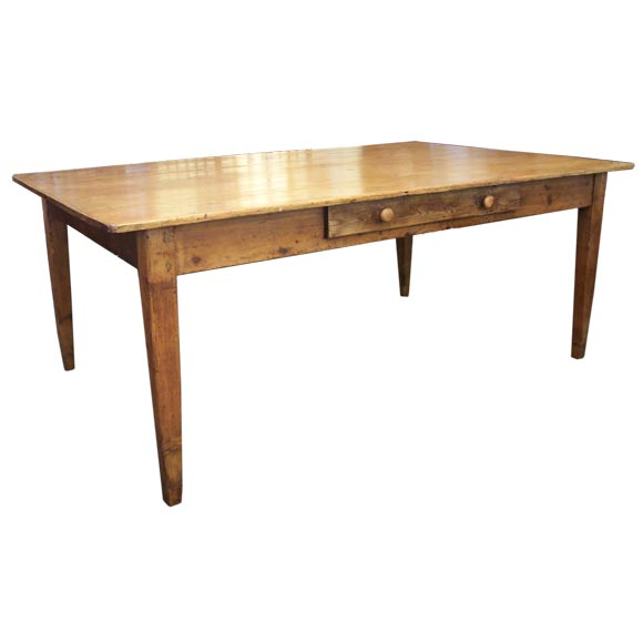 large antique pine farmhouse table at 1stdibs