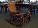 Antique Thonet Rocking Chair SALE image 4