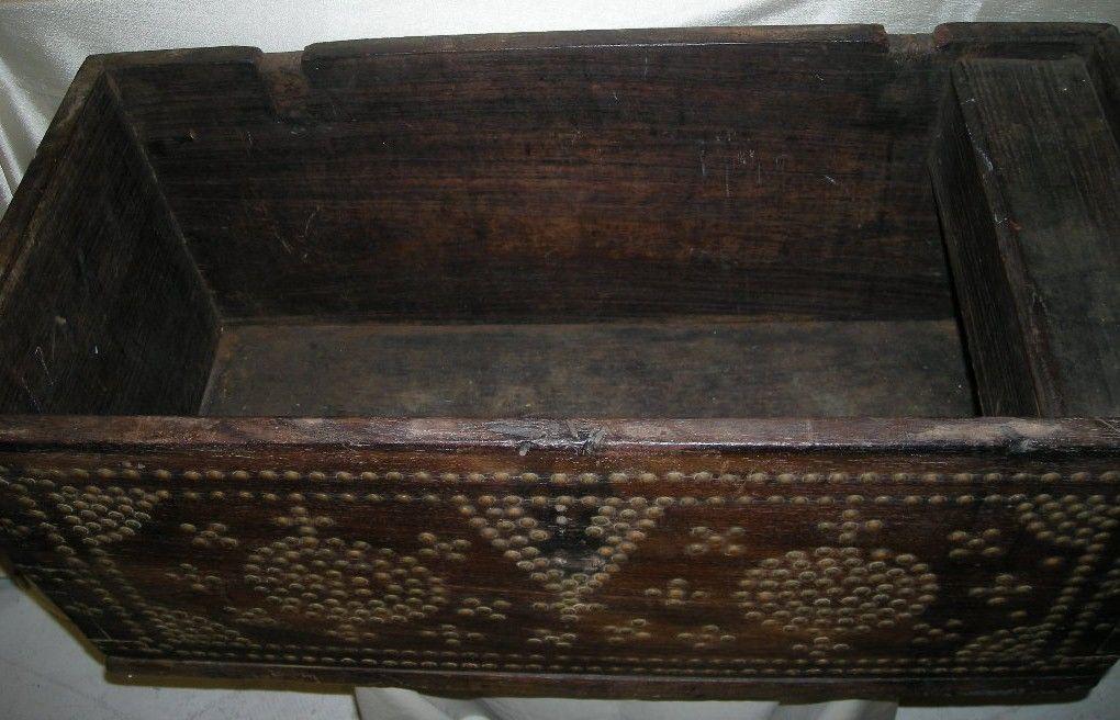 Late 18th Century English Tea Coffer at 1stdibs