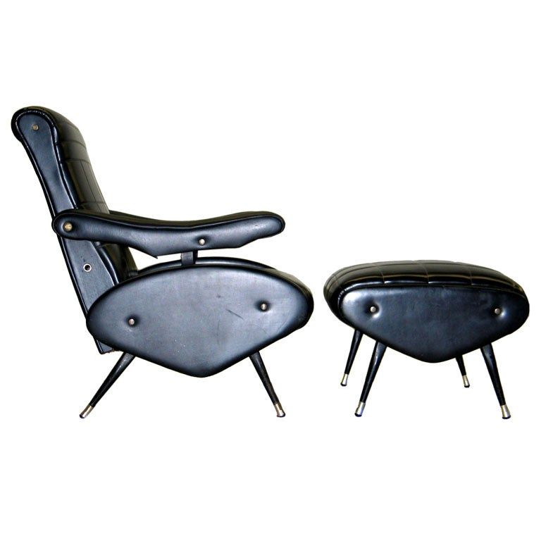Vladimir kagan chairs chaise longue motorcycle review - Chaise longue cuir fly ...