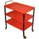 Bauhaus Era Tea Cart/ Bar